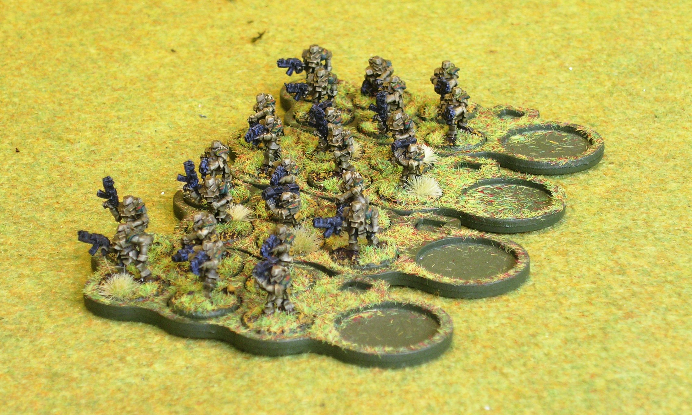 1st (young Nobles) Armoured Infantry Platoon