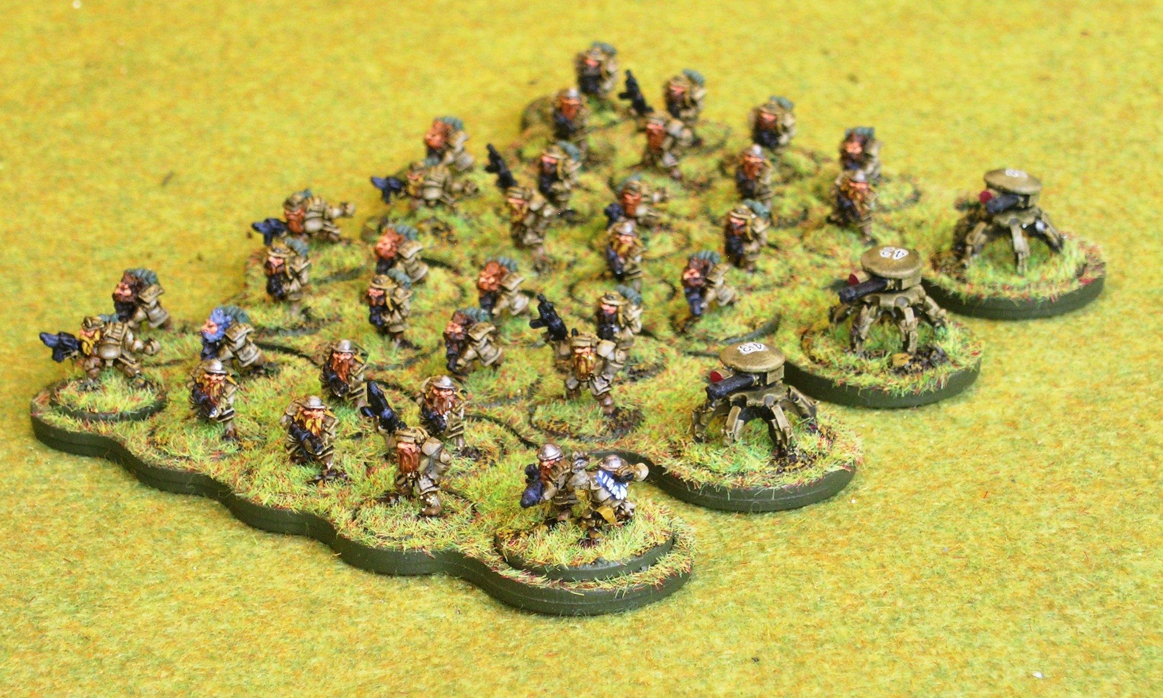 2nd (Lethling) Infantry Platoon