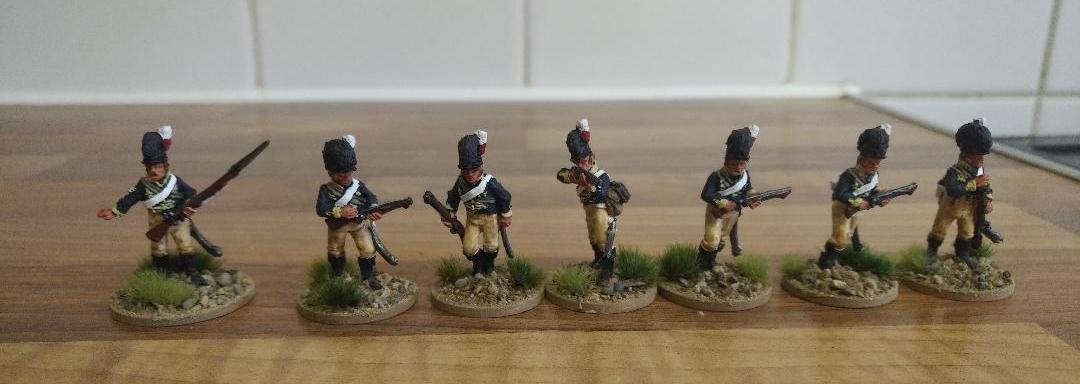 Joe's Dismounted Dragoons