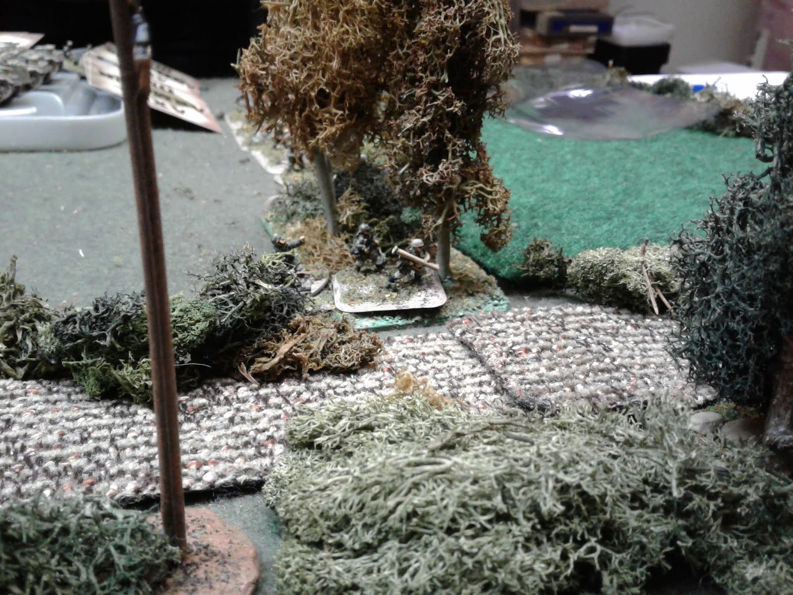 FJ panzerjaeger team springs ambush