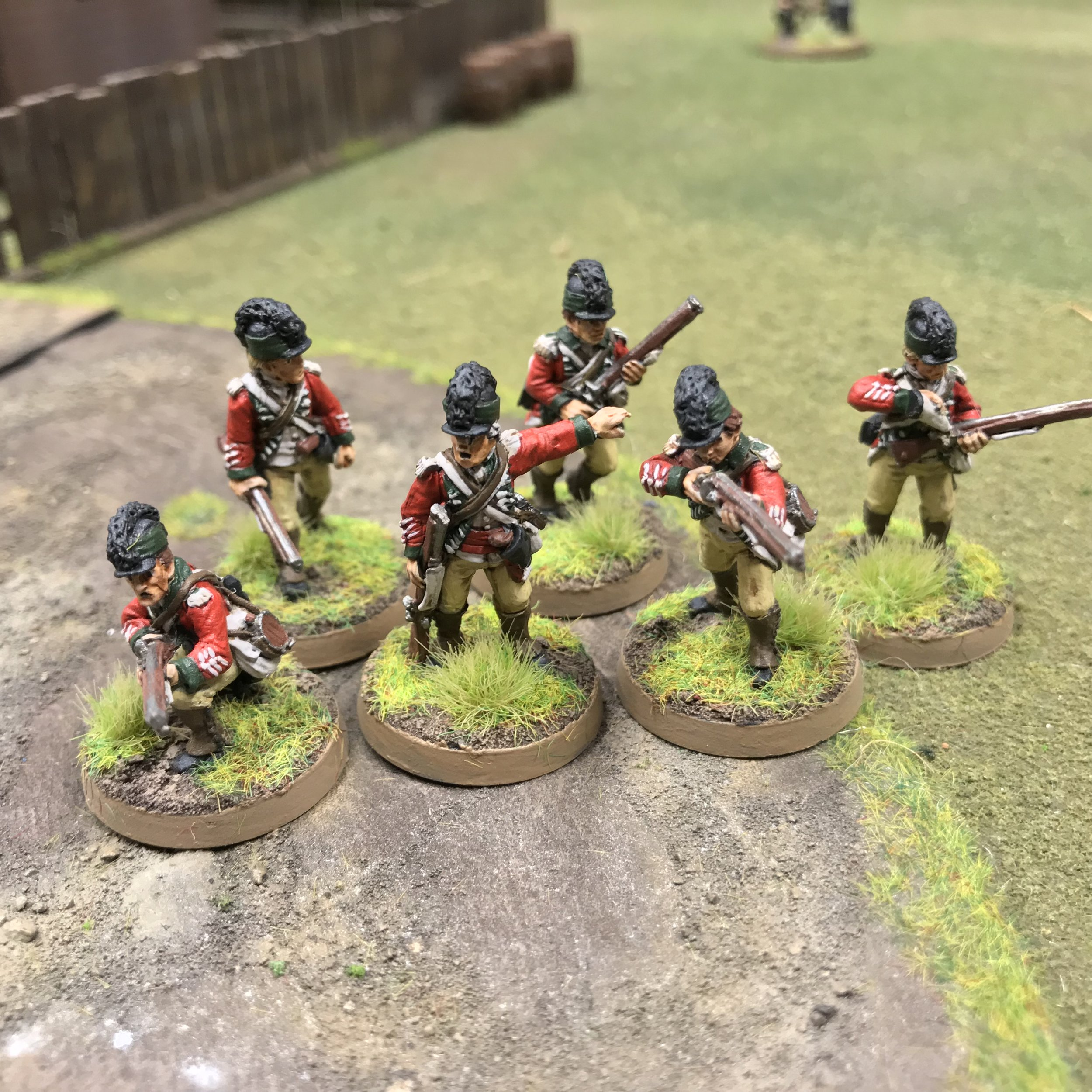 Travis' Foot Dragoons