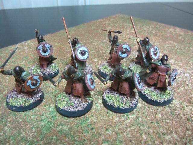 Mervyn's Non-Riders of Rohan