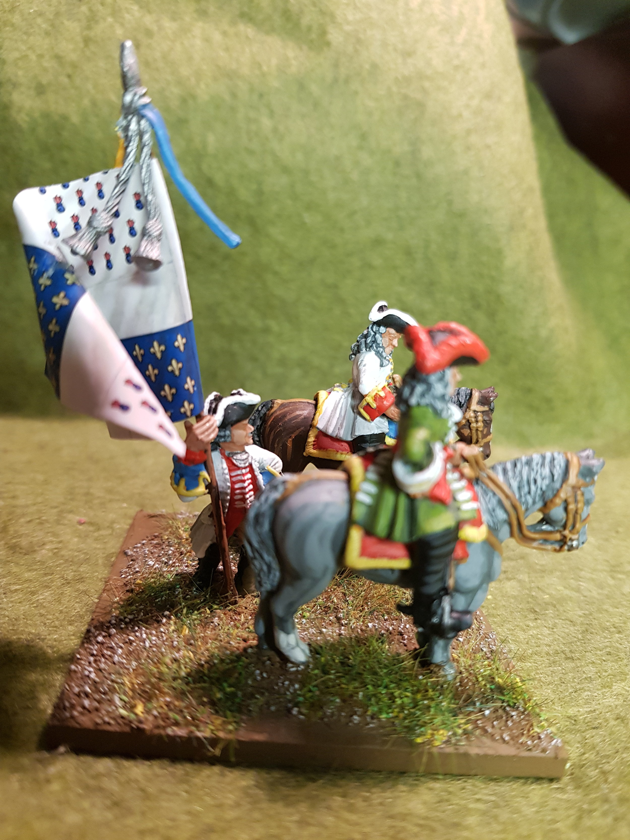 7YW Command stand from Sapper