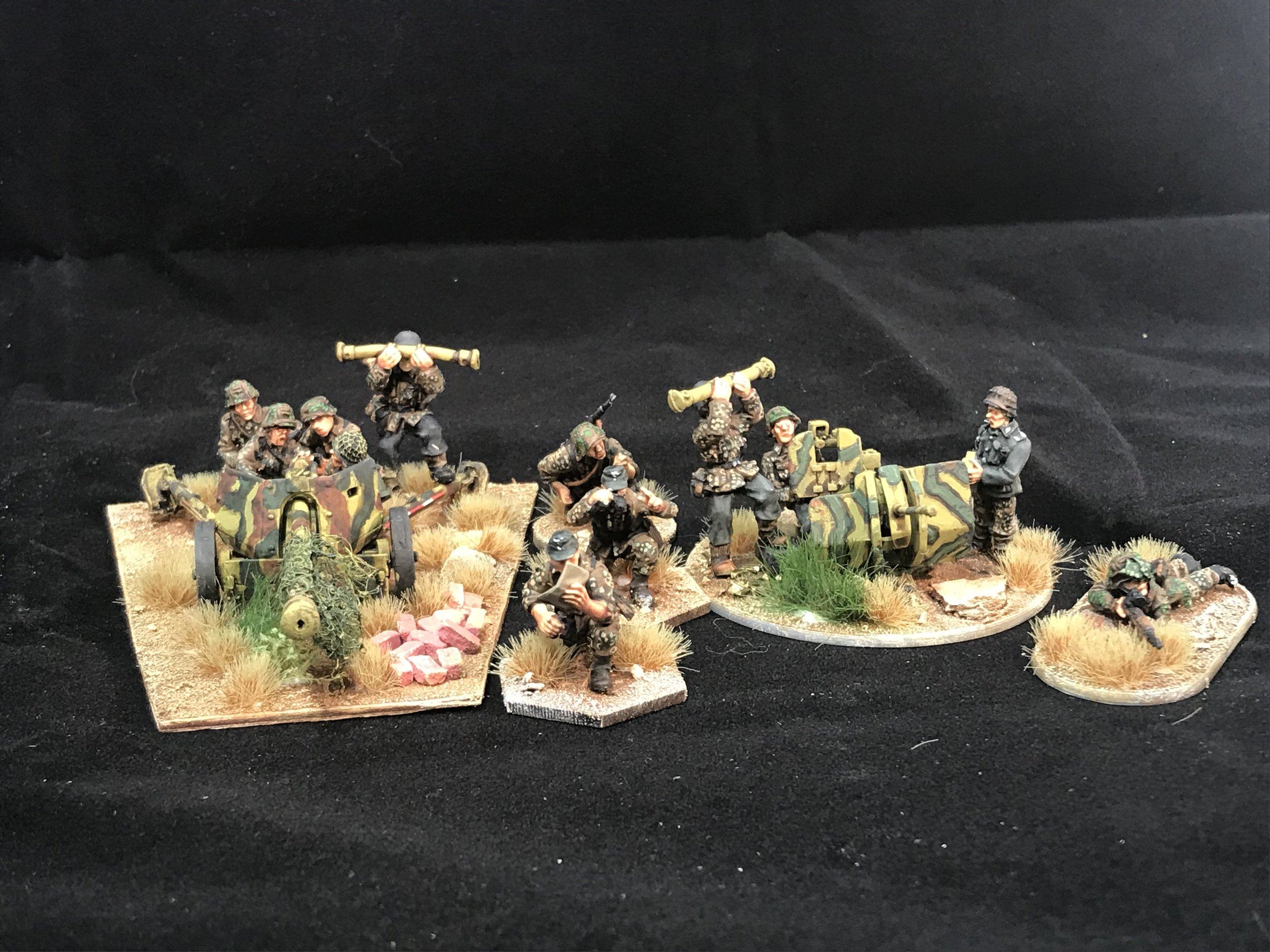 Germans and Soviets from Chris Cornwell