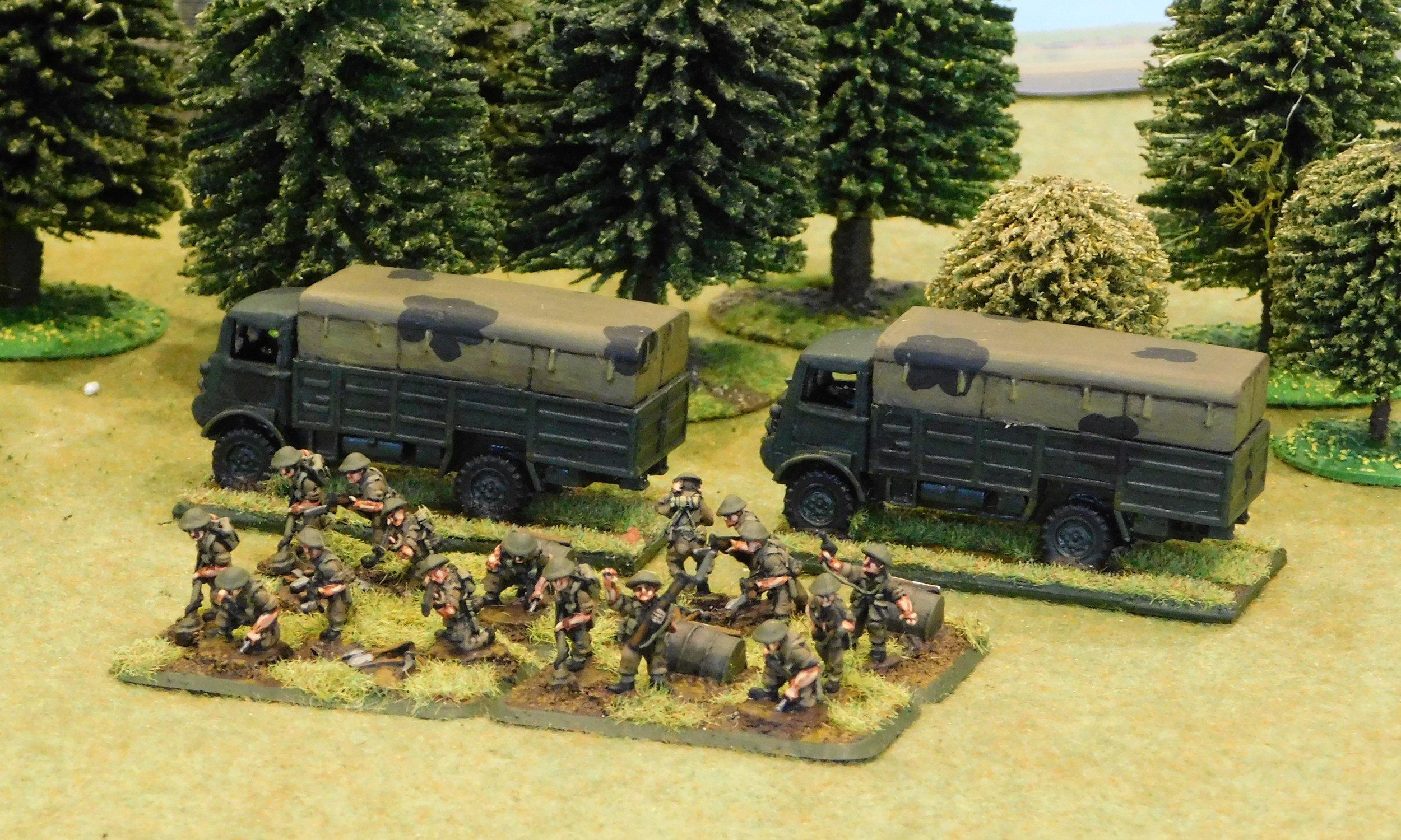 Pioneer Platoon (remnants)