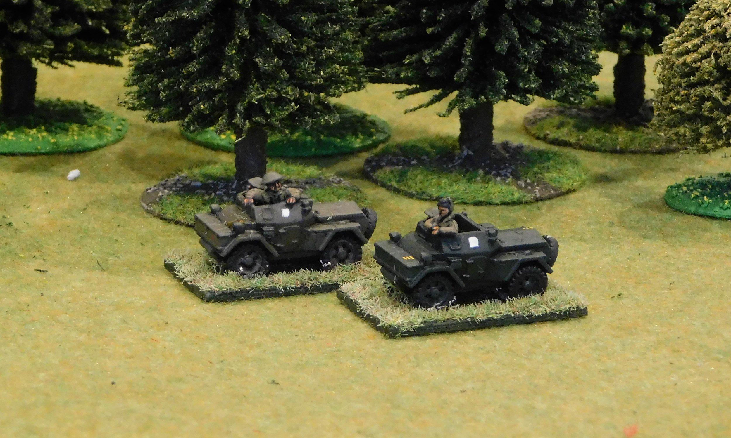 Scout Troop (Dingo Scout Car)(remnants)