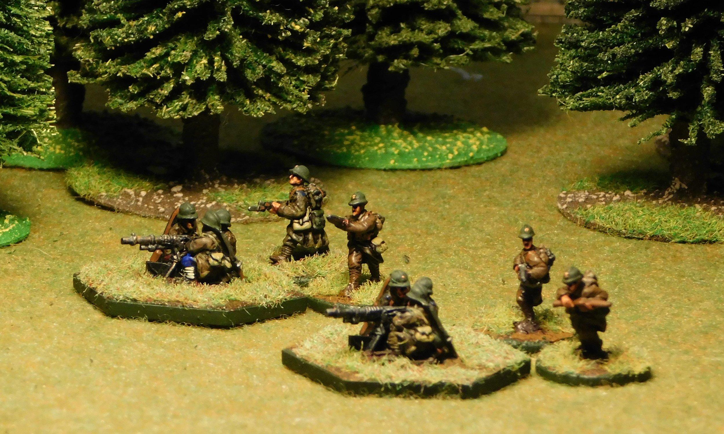 1st MMG Platoon (no transport)