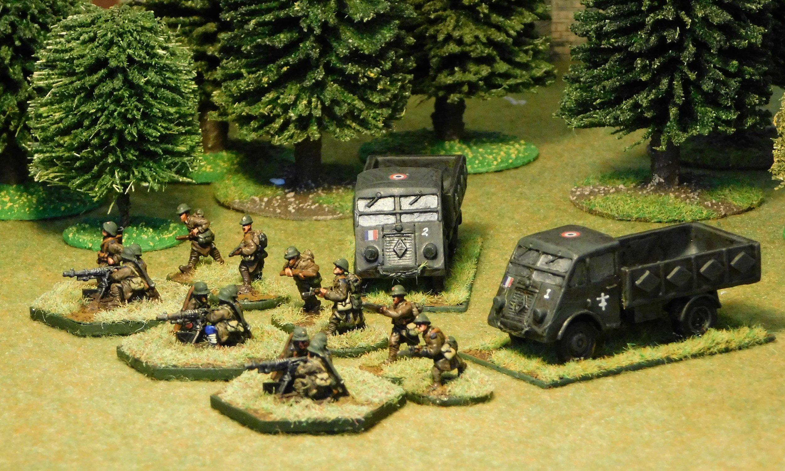 1st MMG Platoon (remnants)
