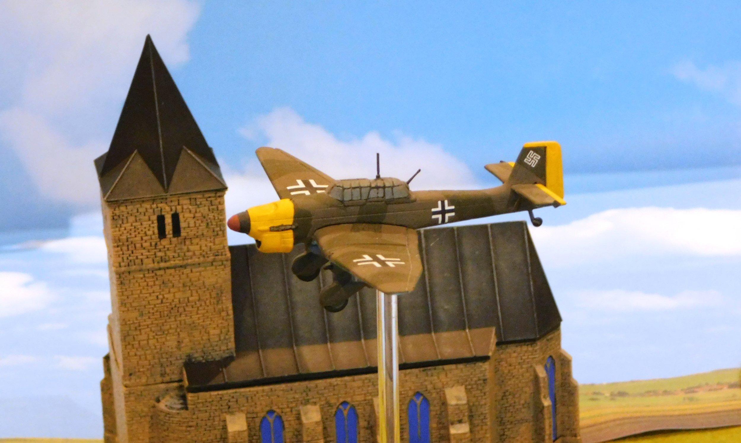 "Junkers Ju-87 ""Stuka"""