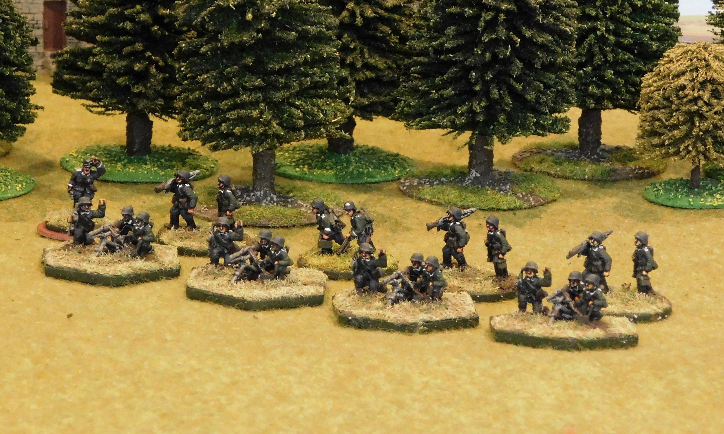 2nd MMG Platoon