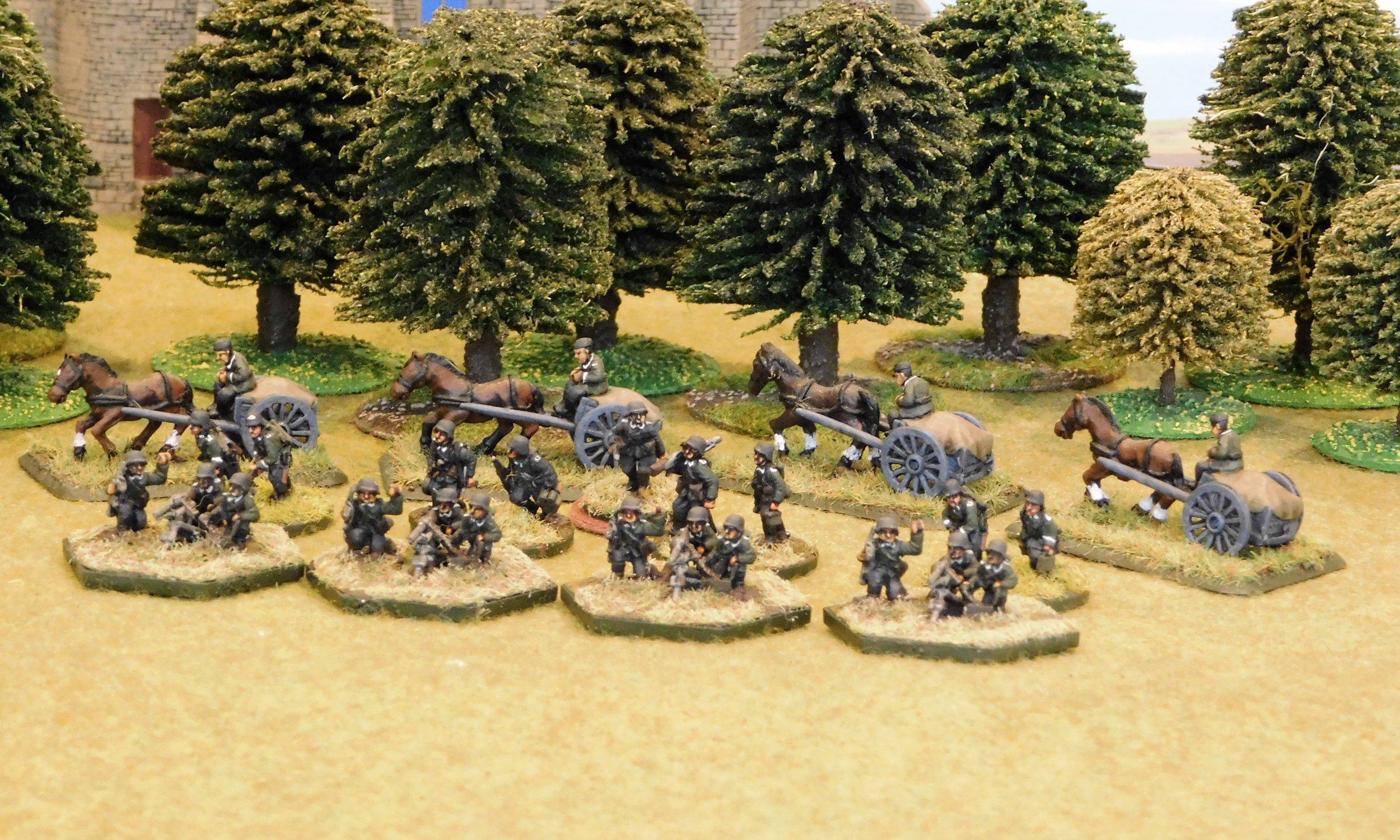 Machine Gun Platoon