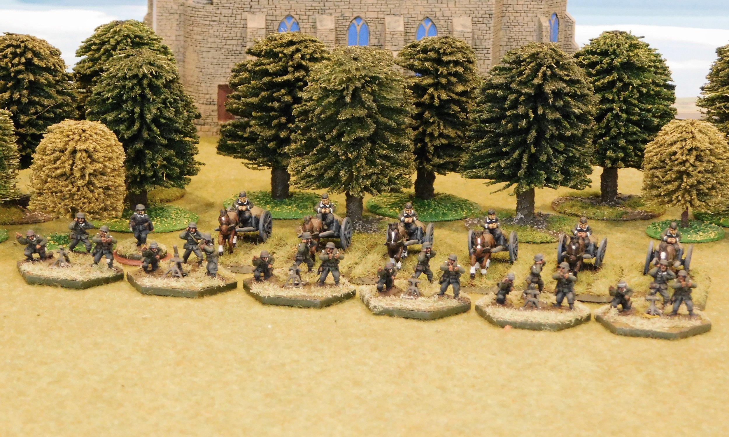 Mortar Platoon