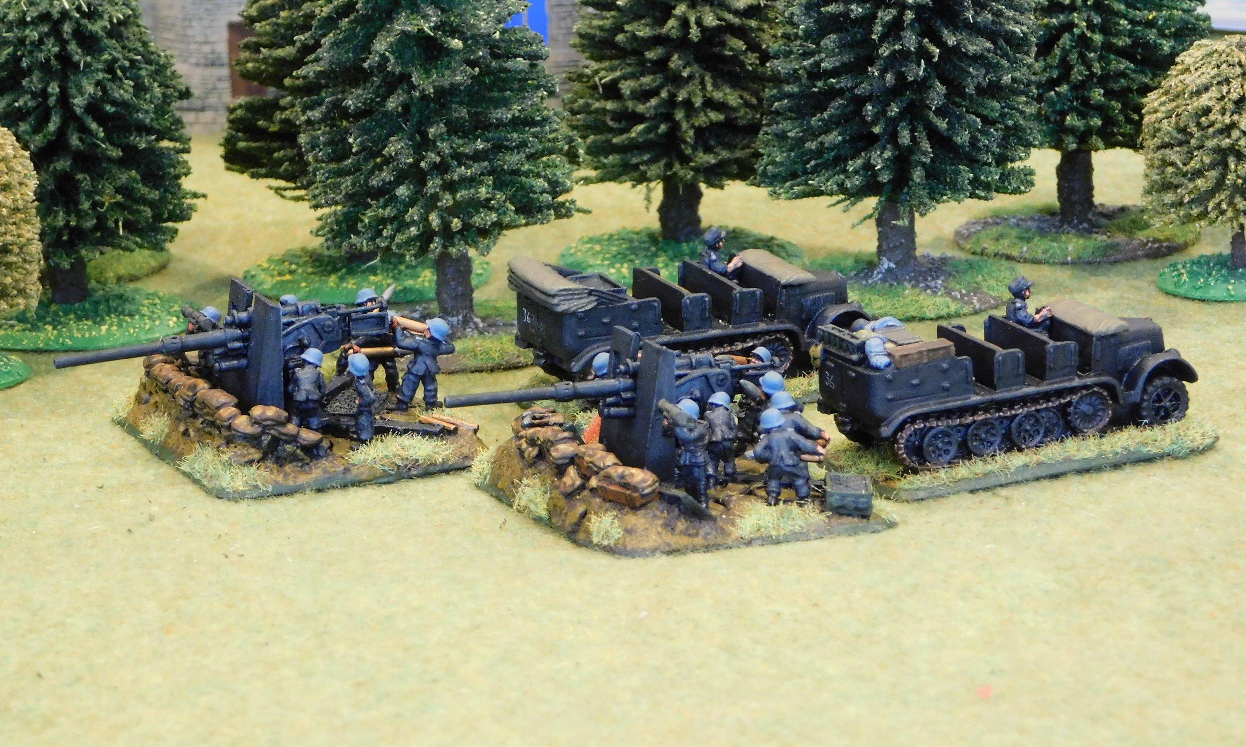 Heavy AA Platton (remnants)