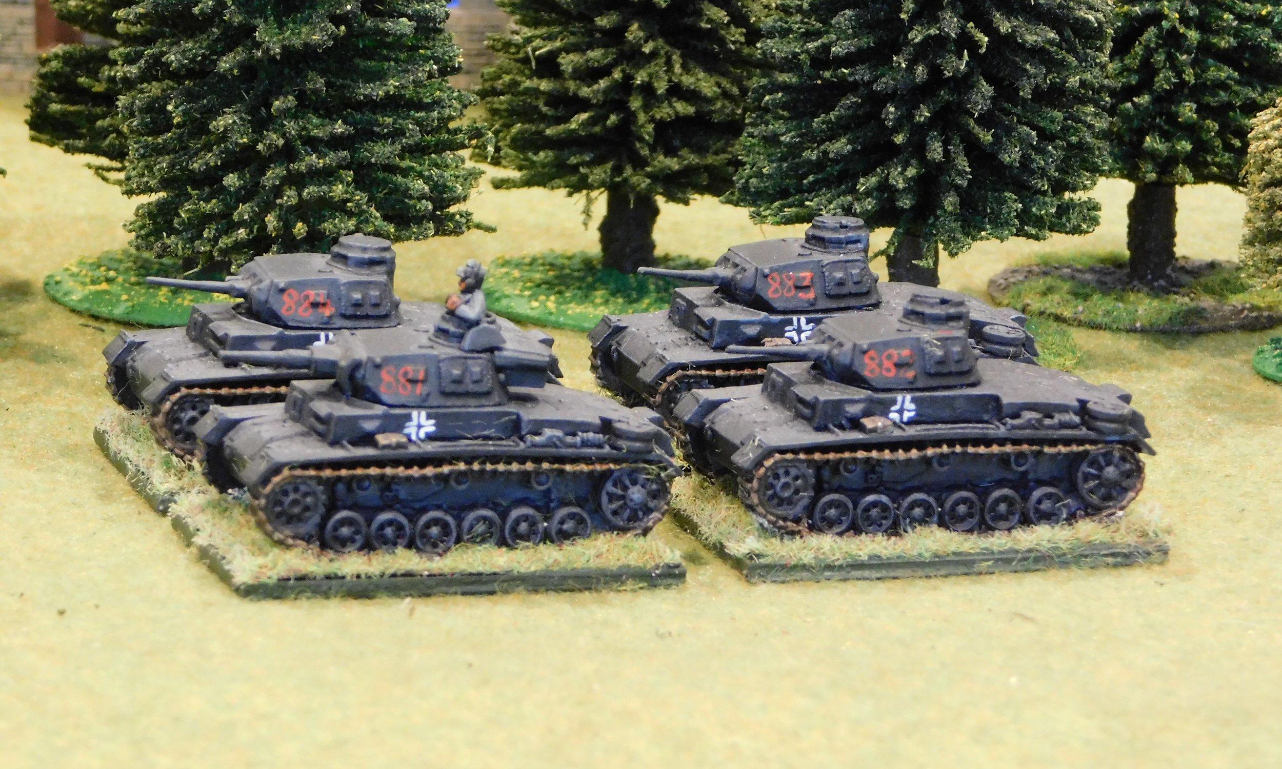 1st Platoon (remnants)