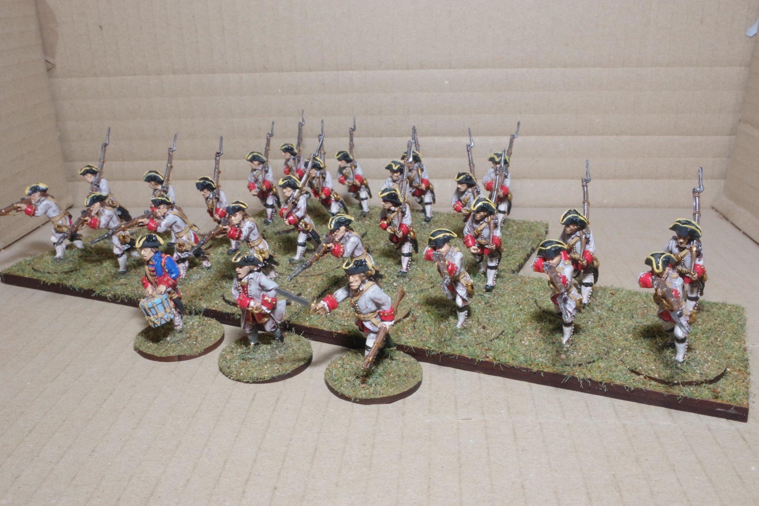 Carole's FIW Troops
