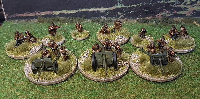 French Anti-Tank Gunners from Mr Hodge