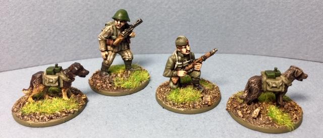 Blue Moose Ken's Soviet Mine Dogs