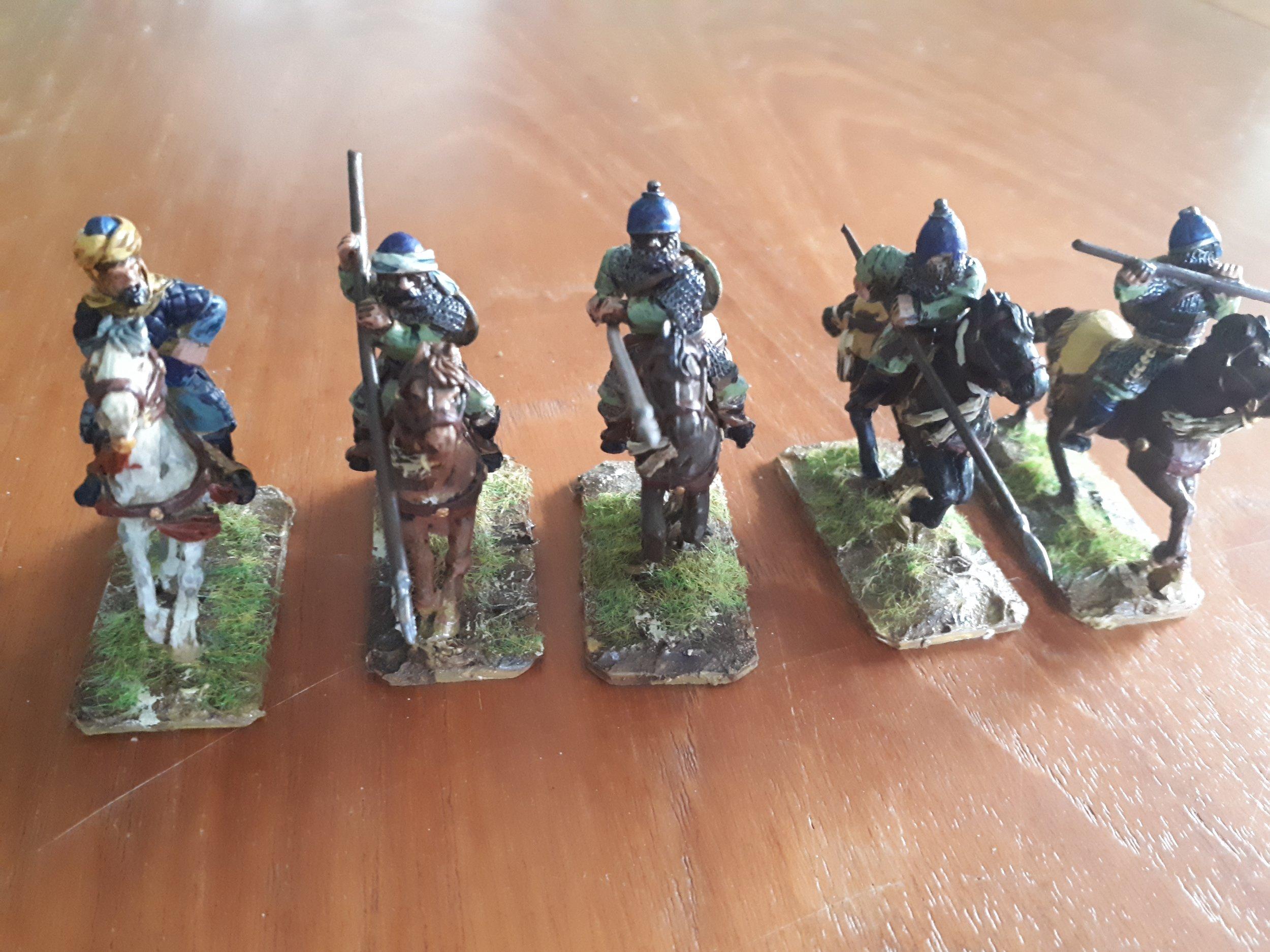 Saracens from Steve Burt