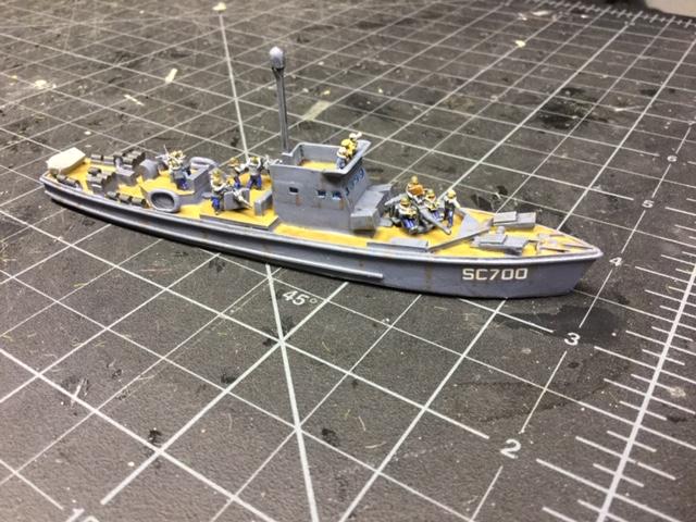 Lloyd's Patrol Boat