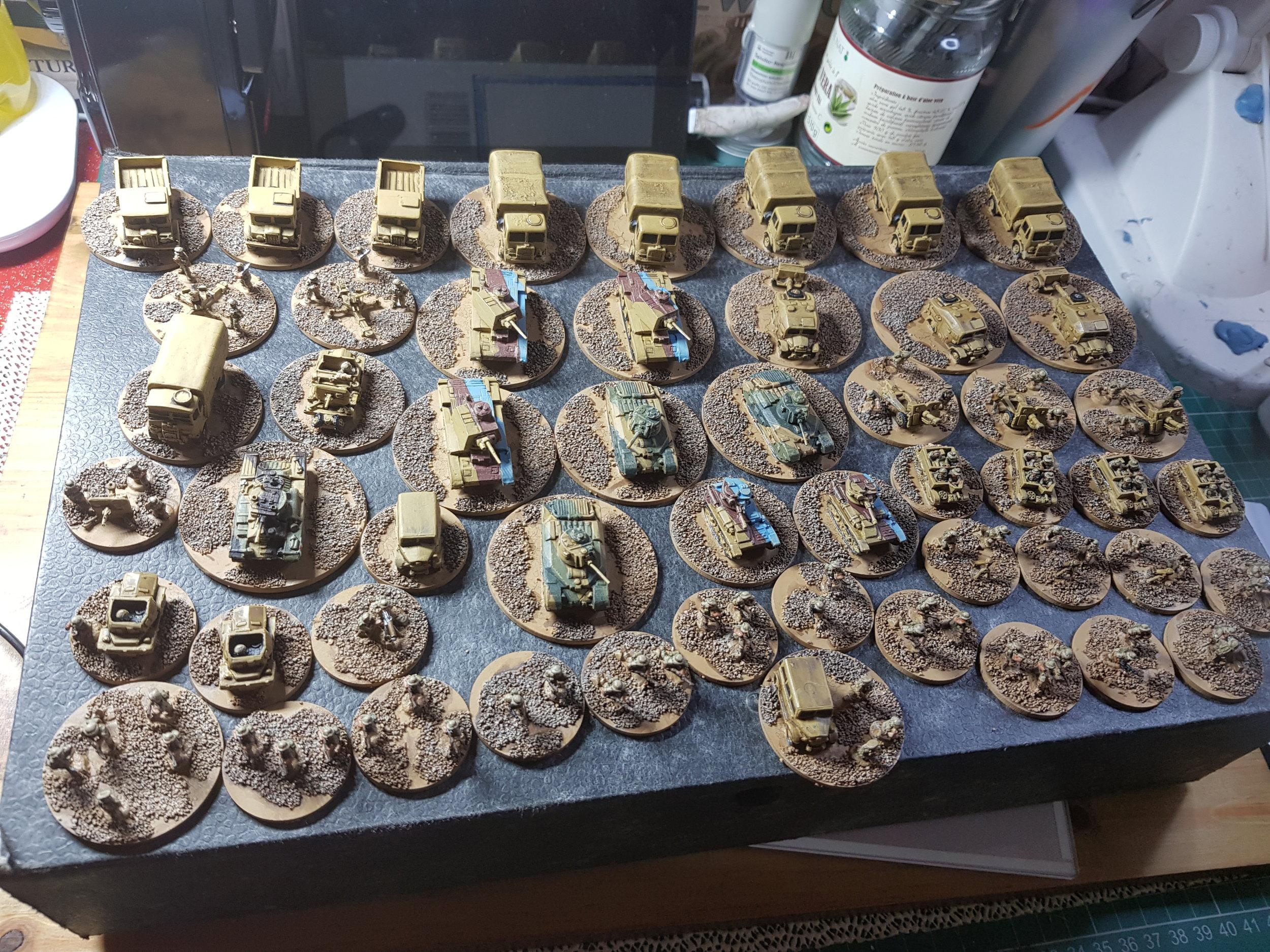 Sapper's 10mm Western Desert Force