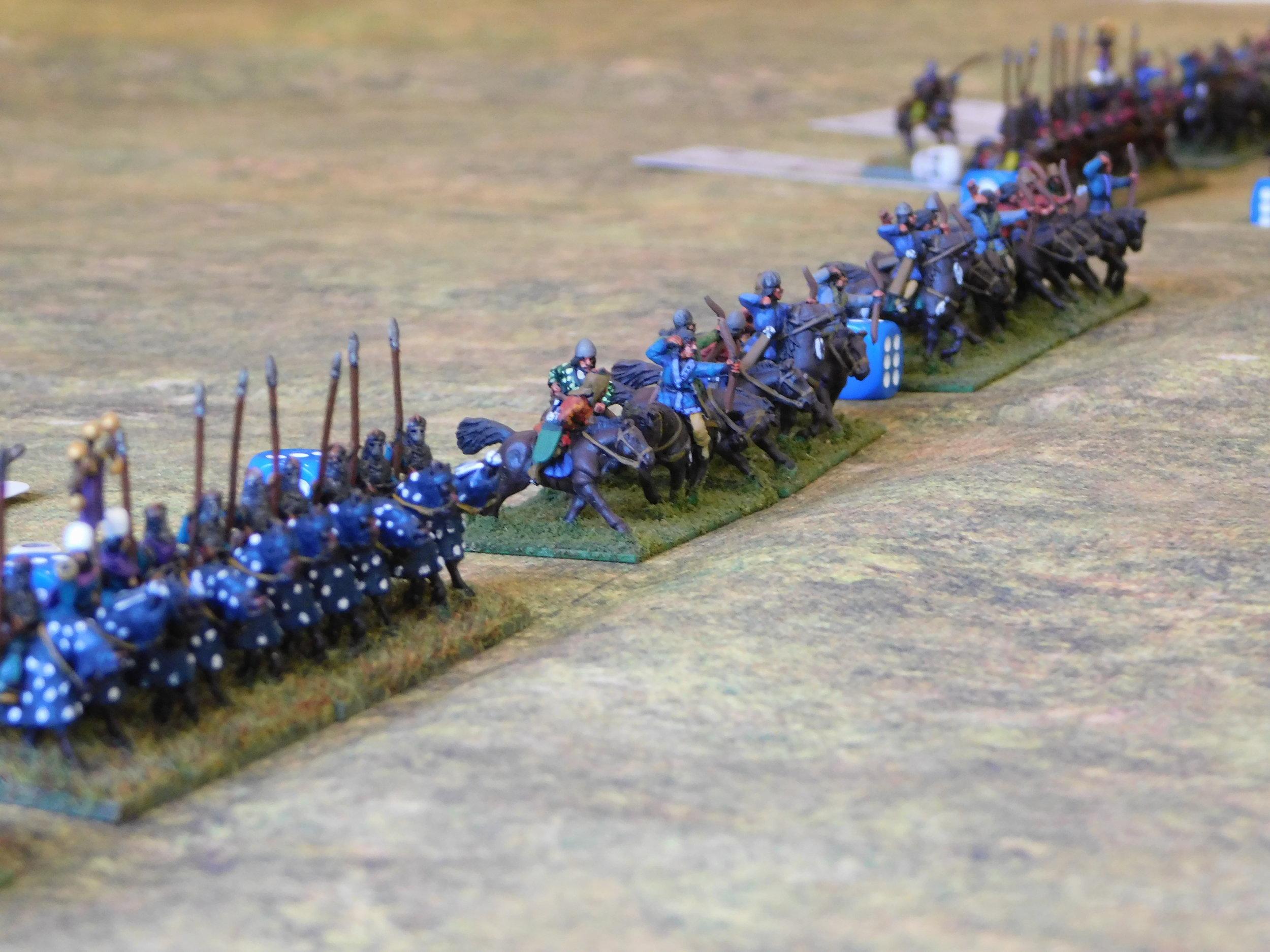 Horse Archers & Clibanarii