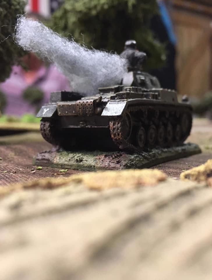 """""""Donner und blitzen! Hans, more speed!"""""""