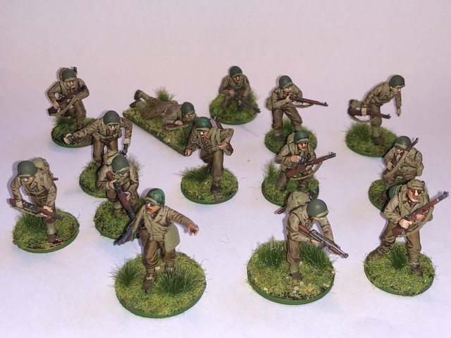 New Perry US Infantry from Chris Kay
