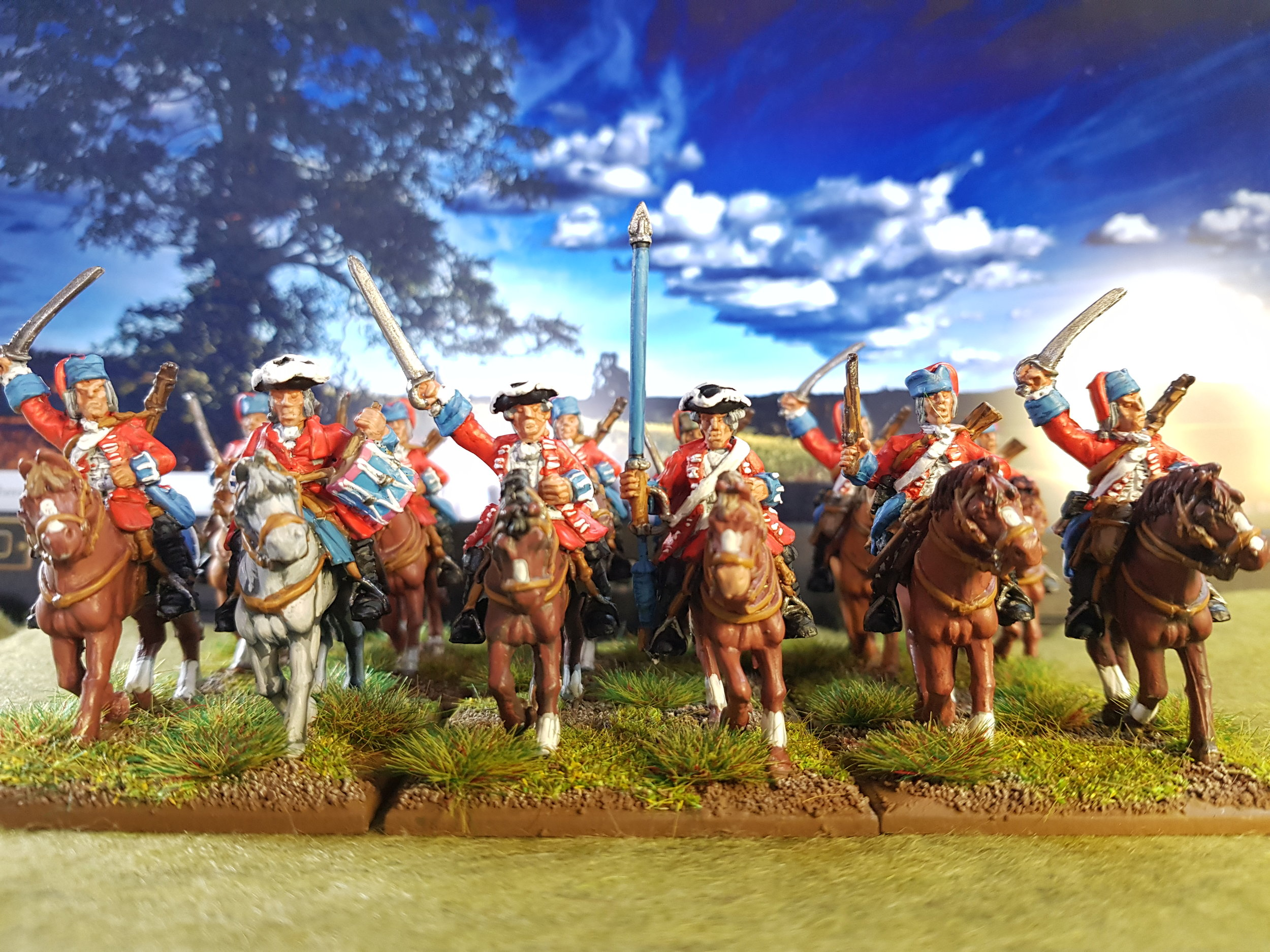 Dragoons from Sapper