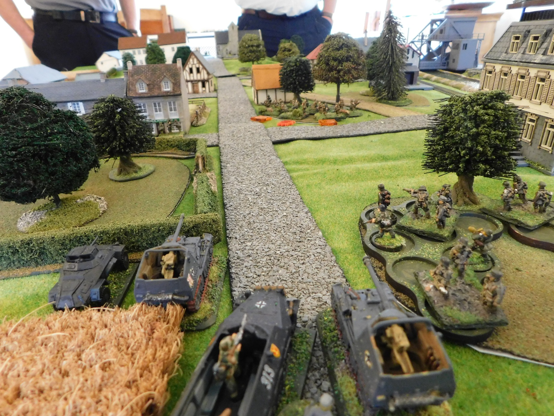 A View of the Airborne from the German Perspective