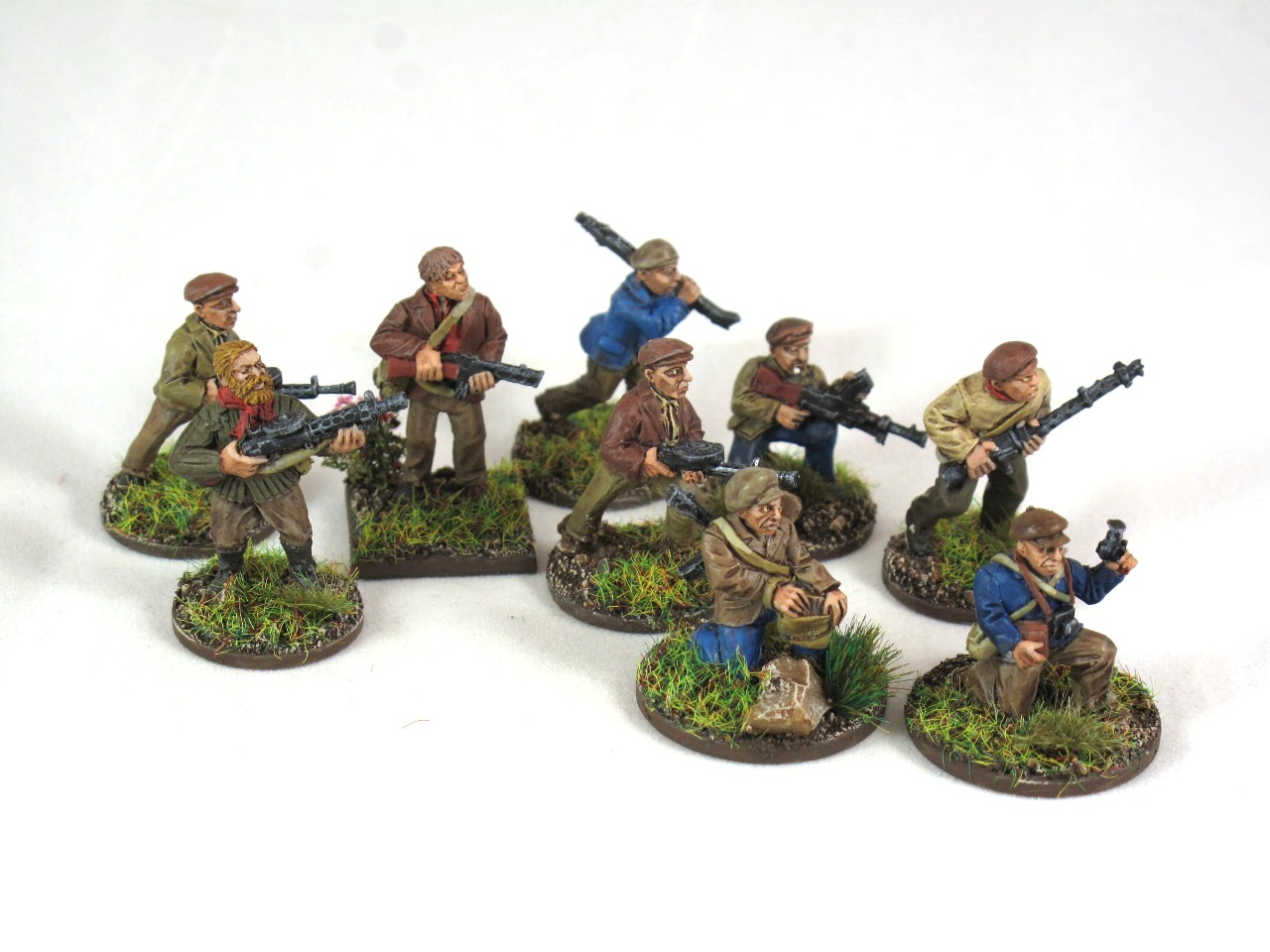 Partisans from Andy Duffell