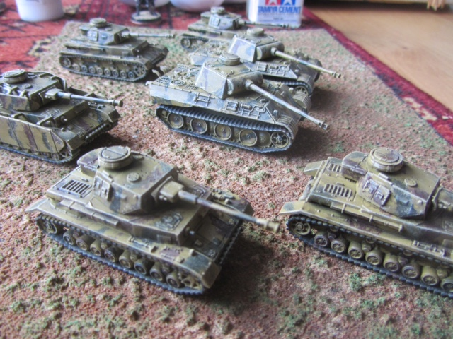 15mm Panzers from Mervyn