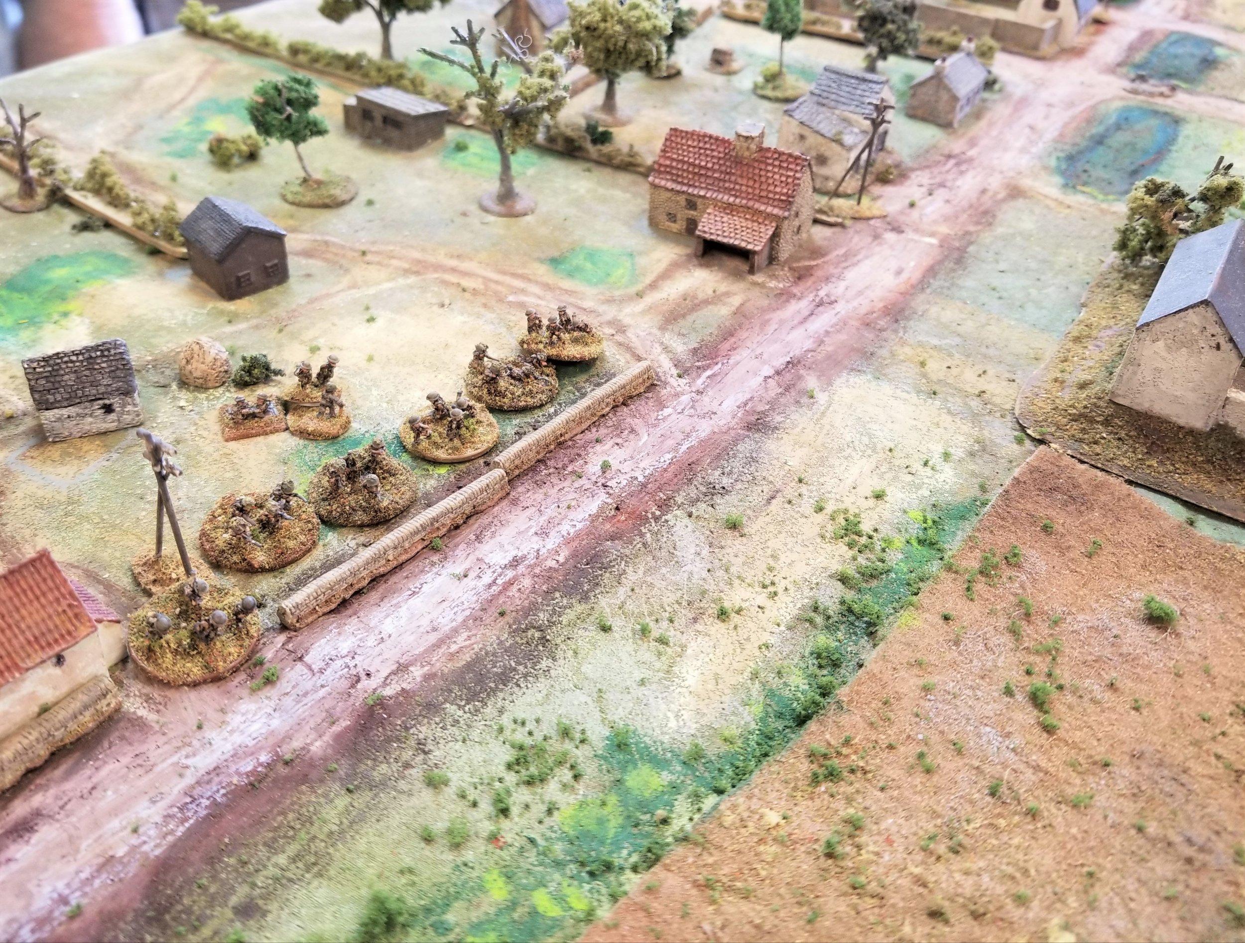 2 Platoon firing