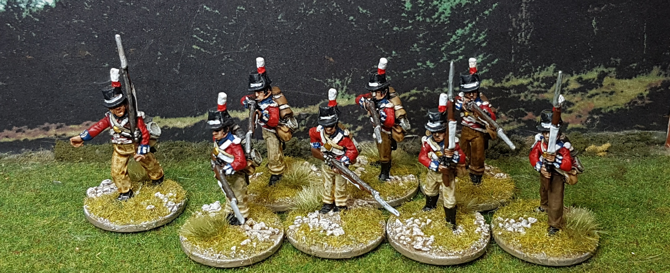 Napoleonic Marines from Mr Hodge