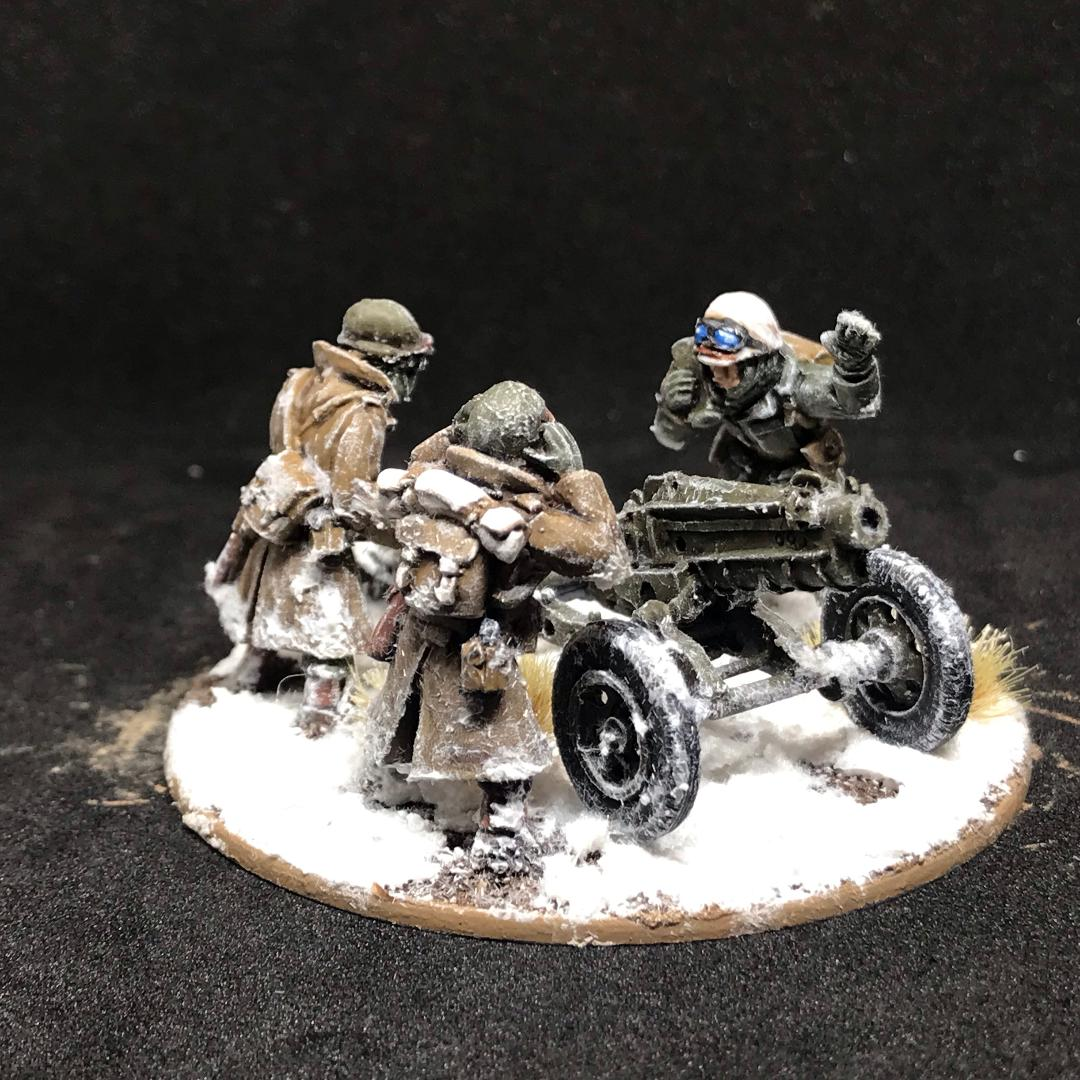 US Winter War from Travis