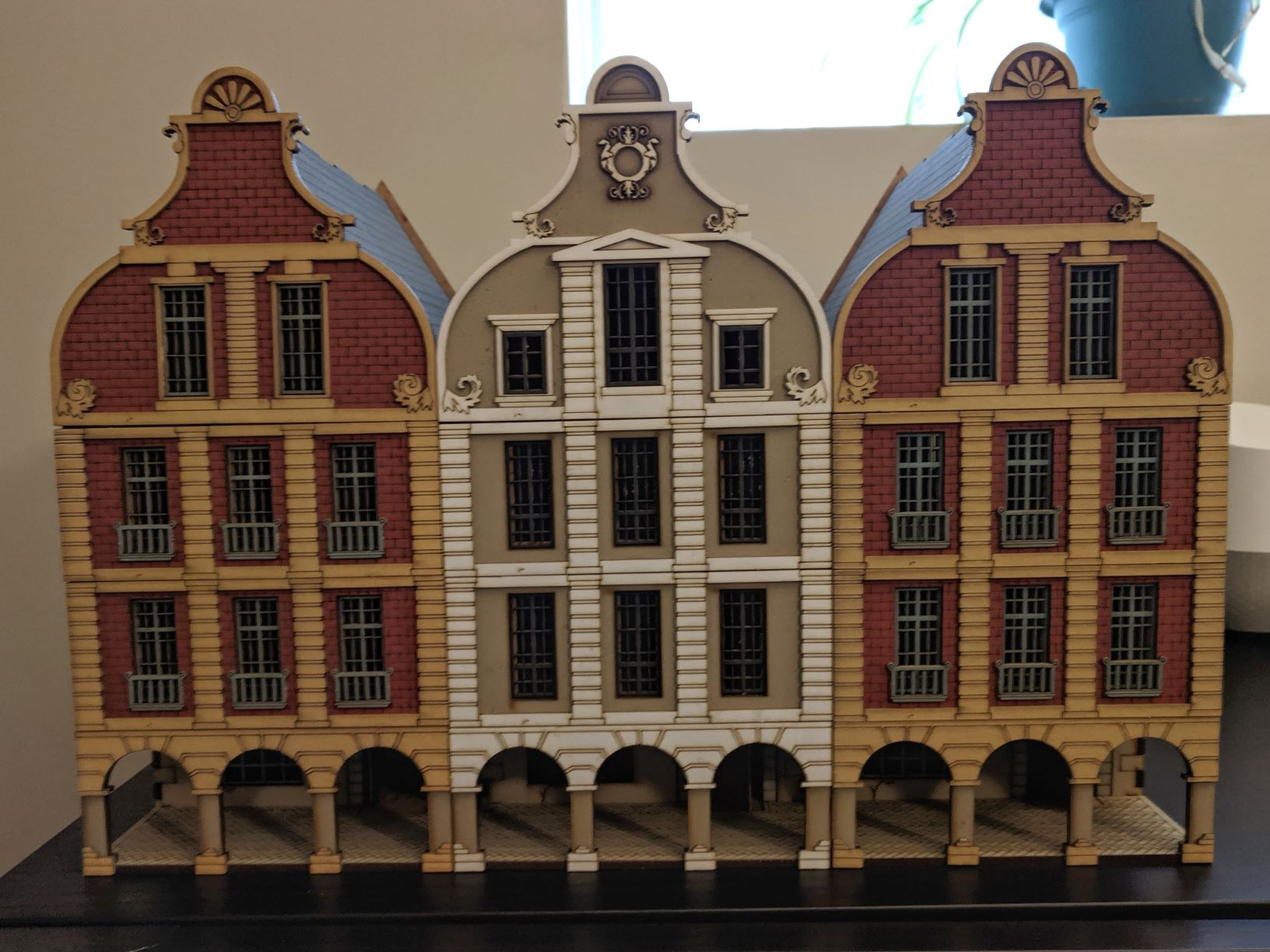 Dutch Townhouses from John