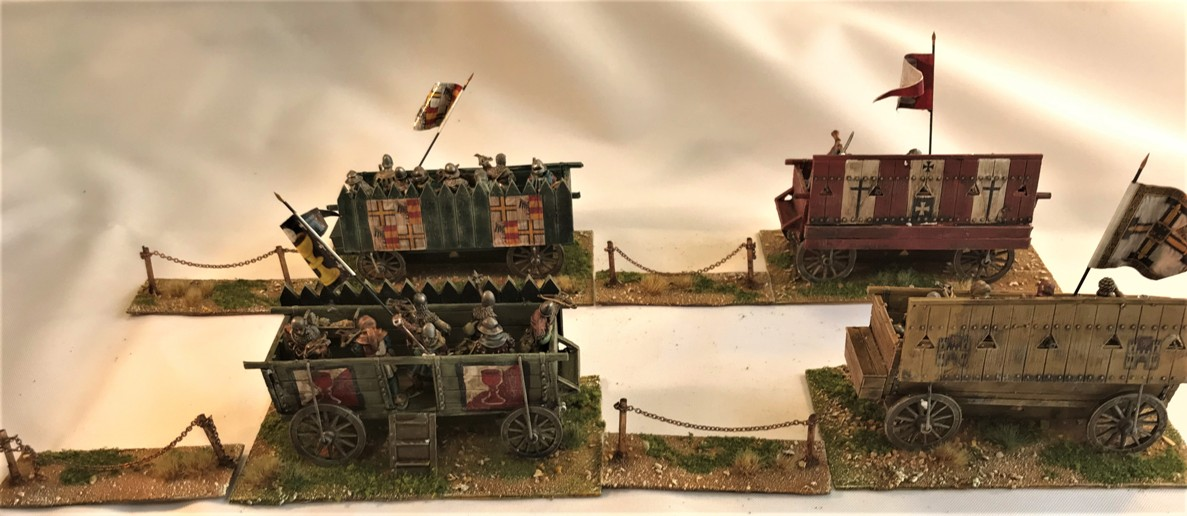 Hussite War Wagons from Chris