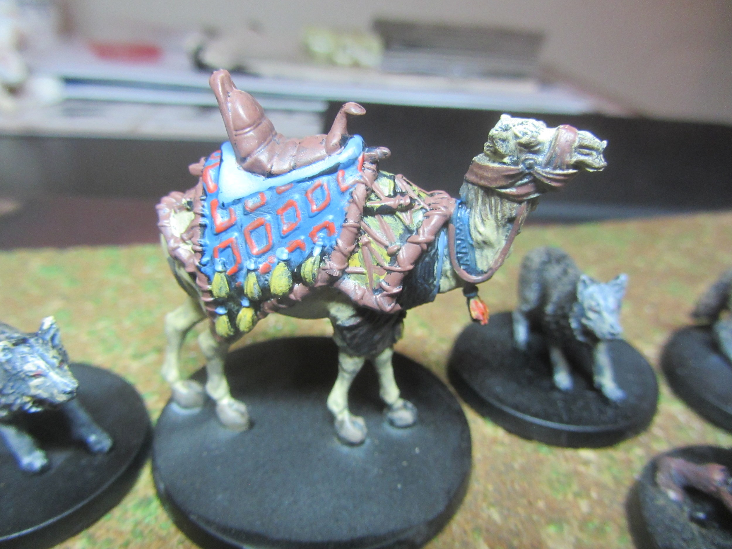 Mervyn's Camel