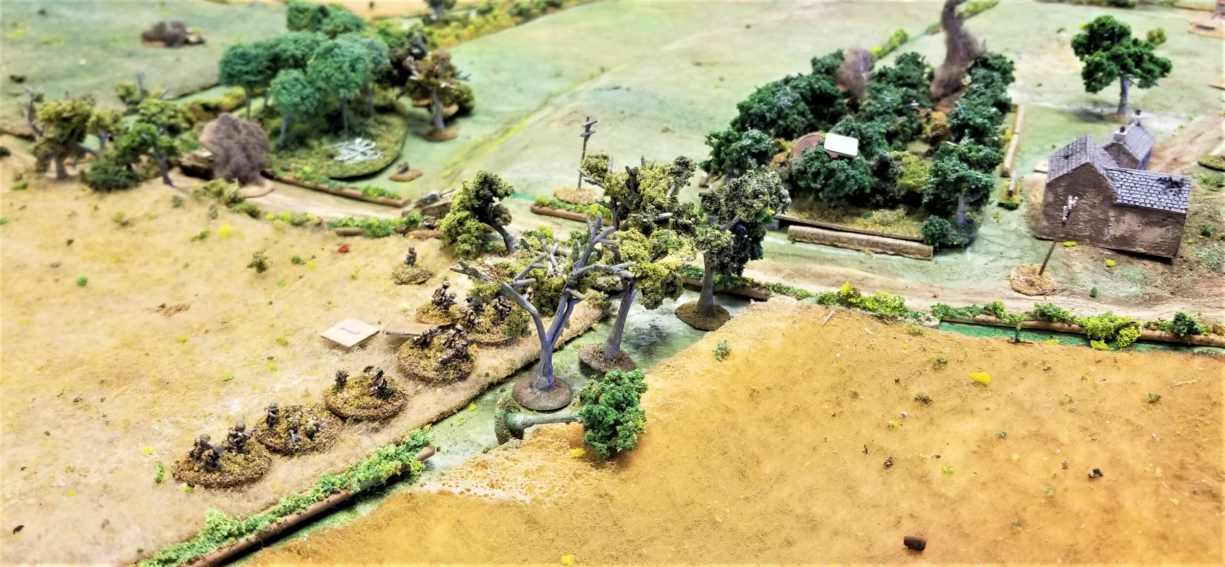 Furtherest advance of the Welsh