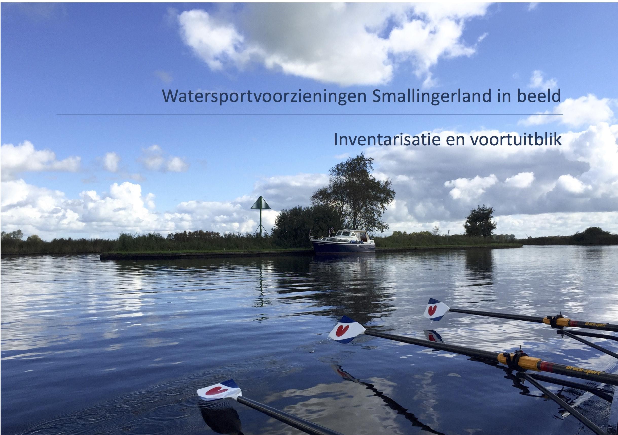 Waterrecreatie Smallingerland