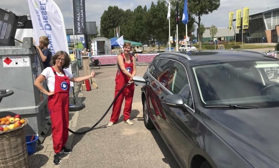 Blauwe Diesel & It Hasker Pompke