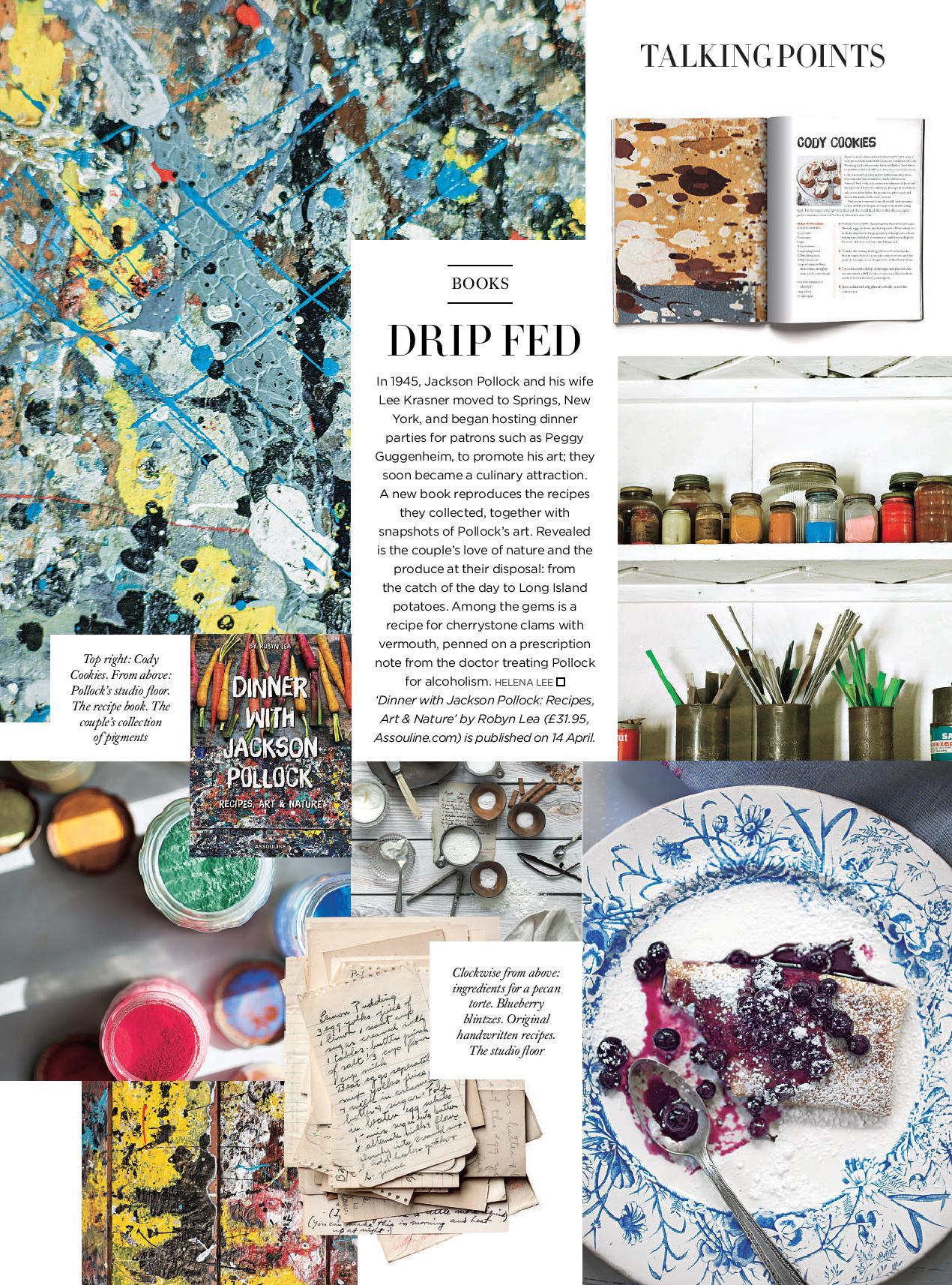 Harper's Bazaar UK,April 2015