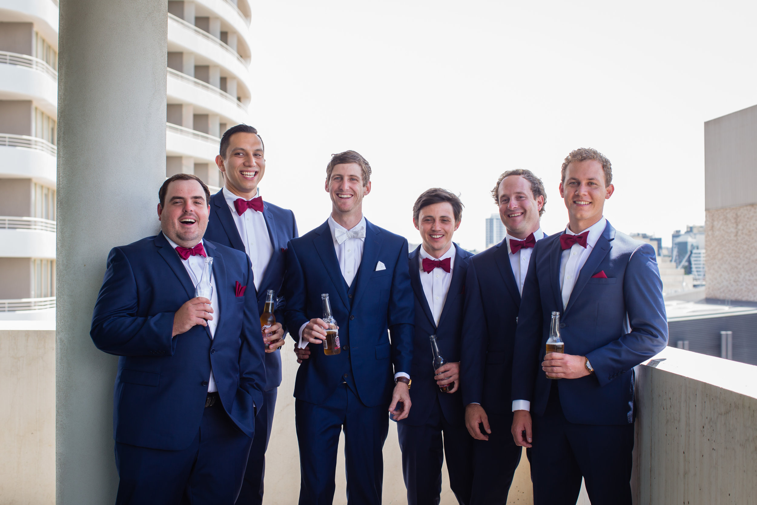 Raw Design Media - Stamford Plaza Wedding