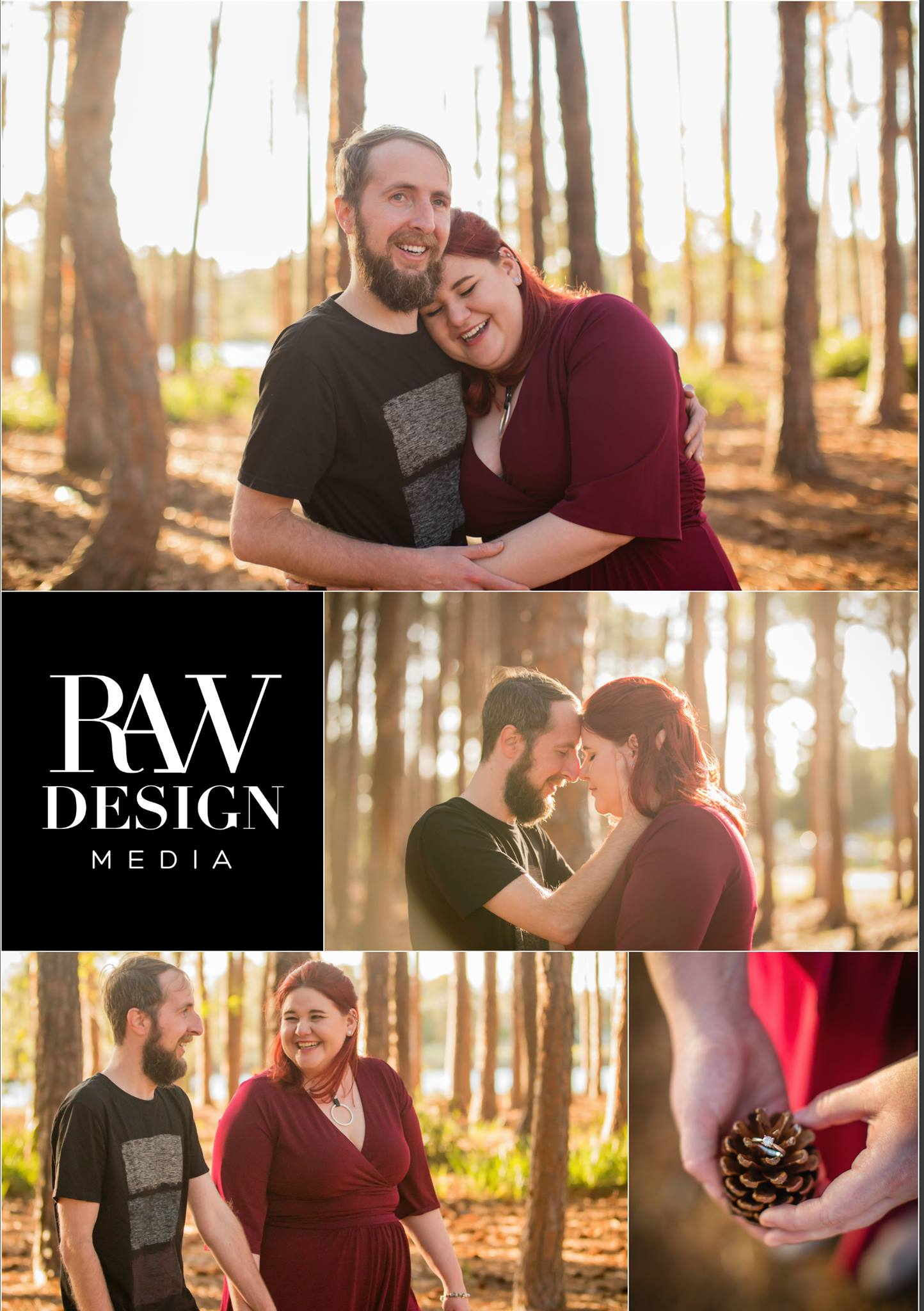 Raw Design Media wedding photographer