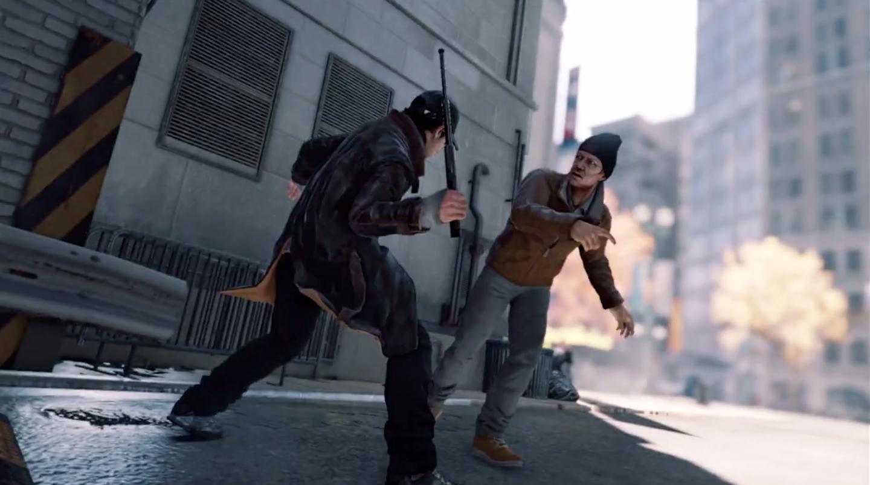 Ubisoft: Watch Dogs