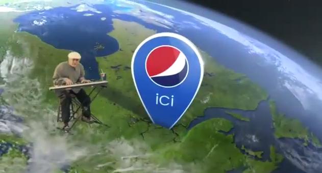 Pepsi: Ici c'est Pepsi