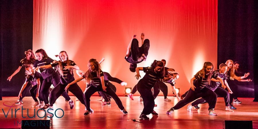Senior Street Dance
