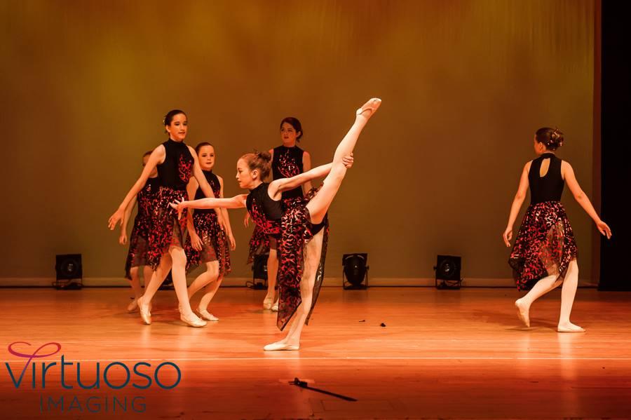 Fire - Grade 3 Ballet