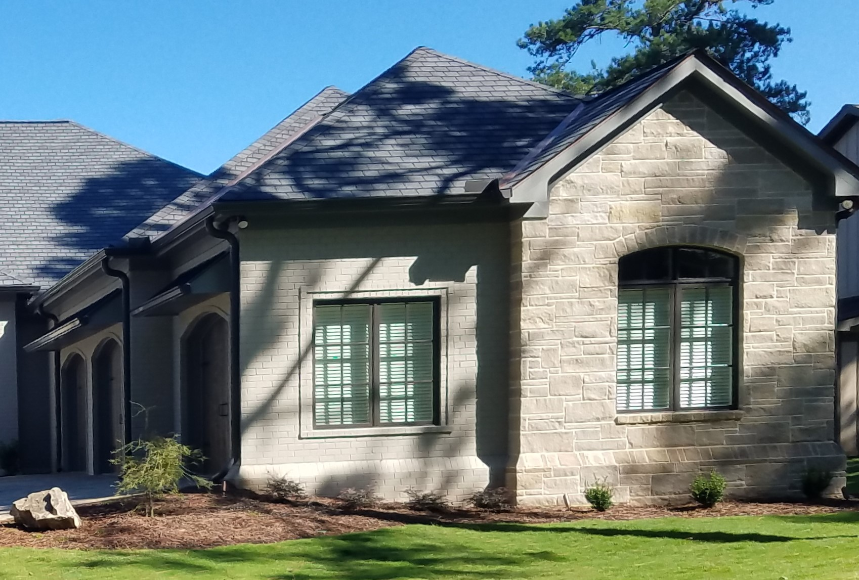 LUXE Homes Pro Front Facade 1B-Stone _ Cornice Details.jpg