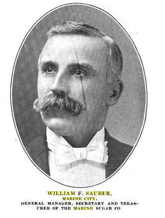 William F. Sauber Marine Sugar Co.