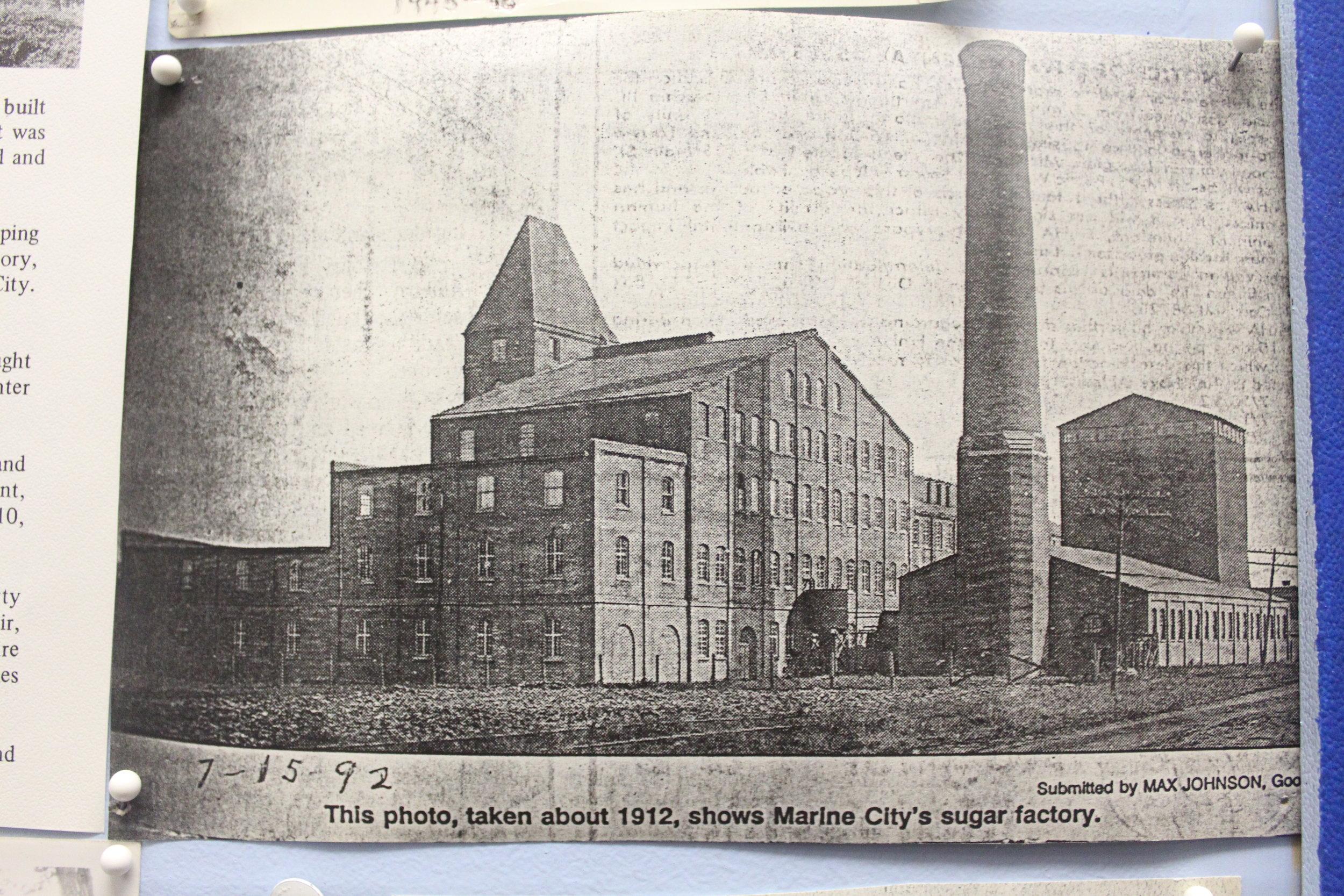 Marine city sugar factory 1912.JPG